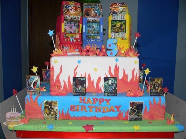 Natashas Party Cakes Children Boy Cakes